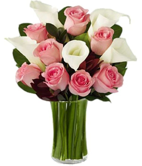 Sweetheart Wishes. Vase is included