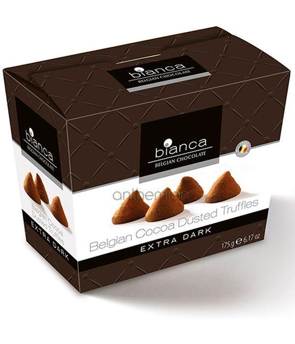 Belgian Truffles ''Dark chocolate''