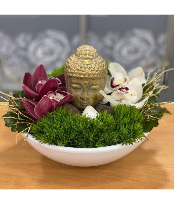 True beauty if Budha
