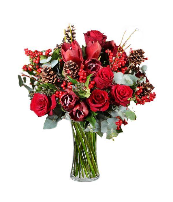 Red Joyful Bouquet