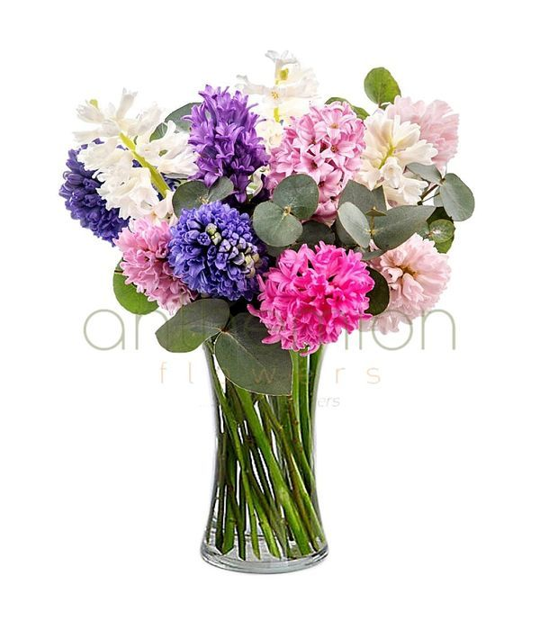 Fragrant Expression with vase